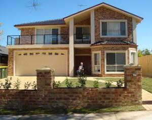 Chris Nicholls house