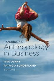 front cover of handbook of anthropology for business