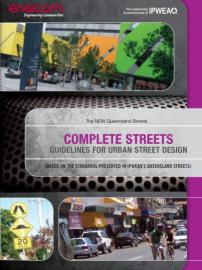 front cover of the Complete Streets guide