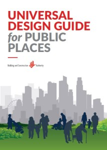 Cover of design guide for public places