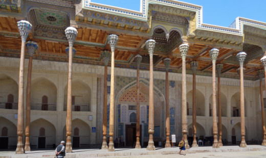 Mosque Bukhara