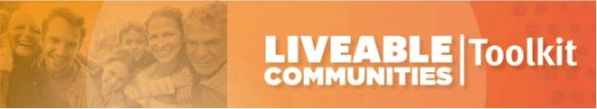 toolkit banner in burnt orange with white text