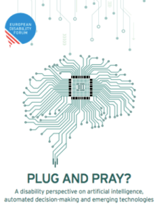 Front cover of Plug and Pray report