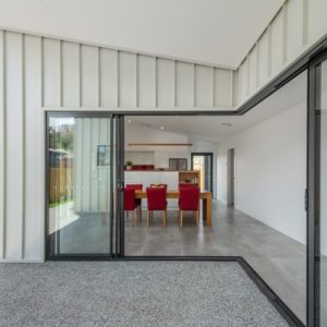 Easy access inside and out of this home.