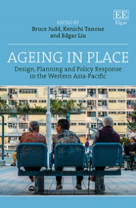Front cover of the Ageing in Place Book.
