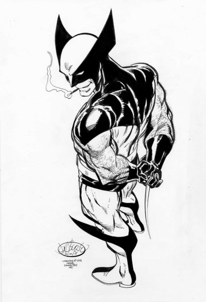 john byrne Wolverine8_jpg_600