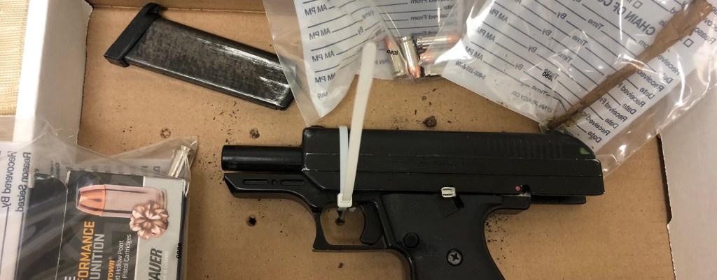 En fin de semana la Policía de N. Charleston  incautó armas y drogas