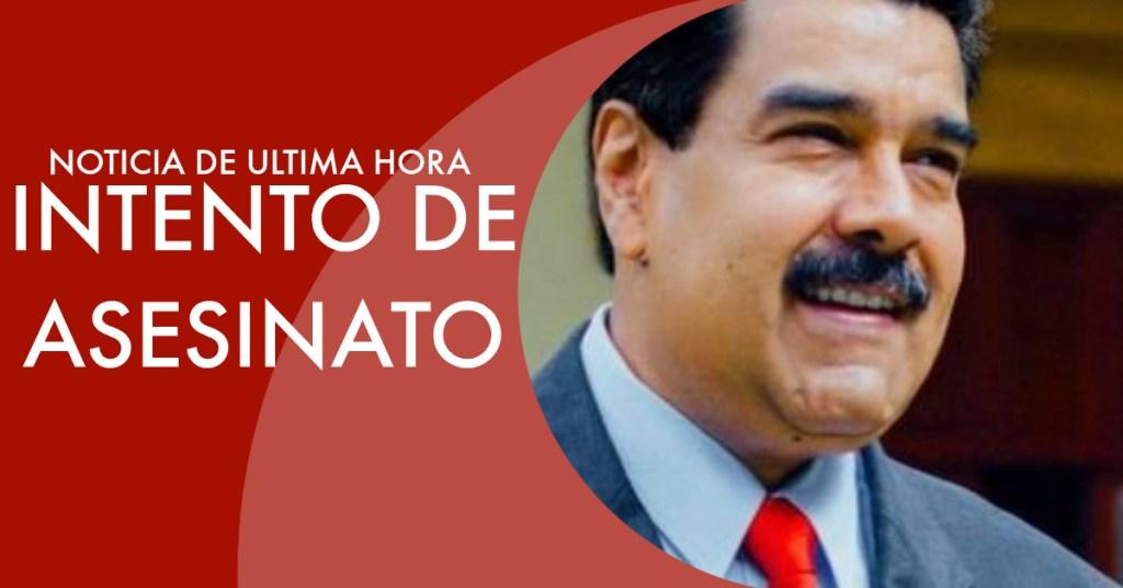 ULTIMA HORA - NICOLAS MADURO