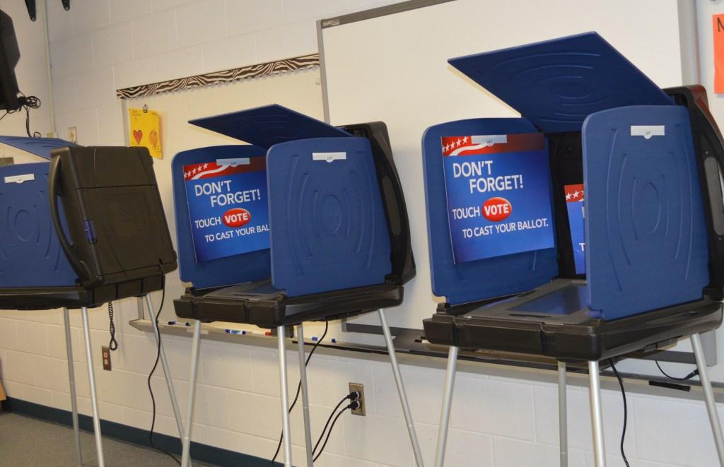 Hoy  6 de Noviembre millones de estadounidenses salen a votar