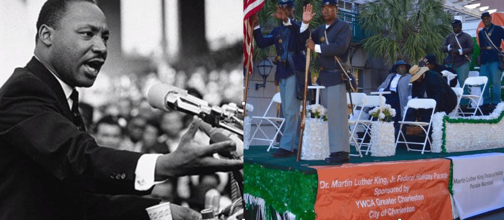 Inician actividades y eventos en Honor a Martin Luther King Jr.