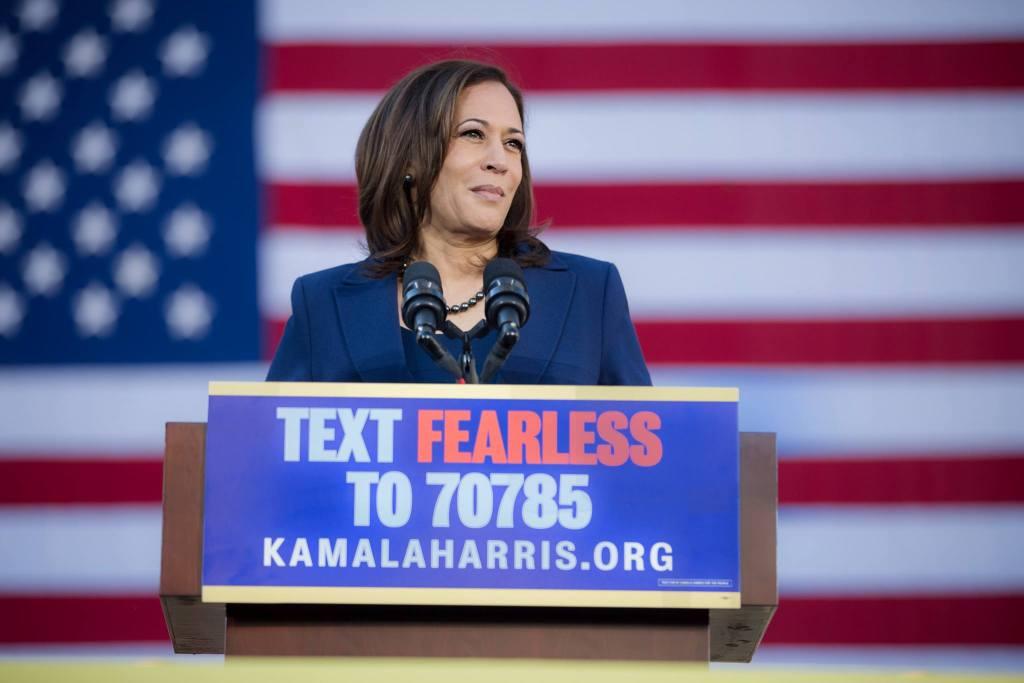 Candidata presidencial,  Senadora  Kamala Harris visita Charleston hoy 15 de Febrero