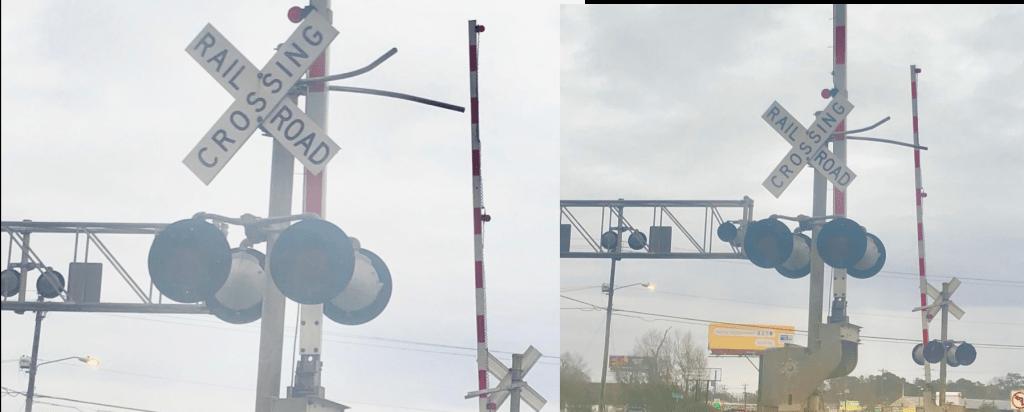 Ladson Rd. y otras carreteras se cerrarán por el mantenimiento en los cruces de los ferrocarriles