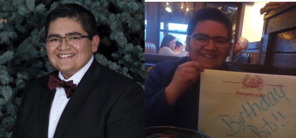 Kendrick Castillo, murió protegiendo a sus compañeros en el tiroteo de Colorado