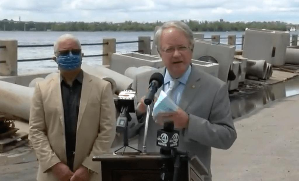 Charleston demanda a 24 compañías de combustibles fósiles, por los costos del cambio climático