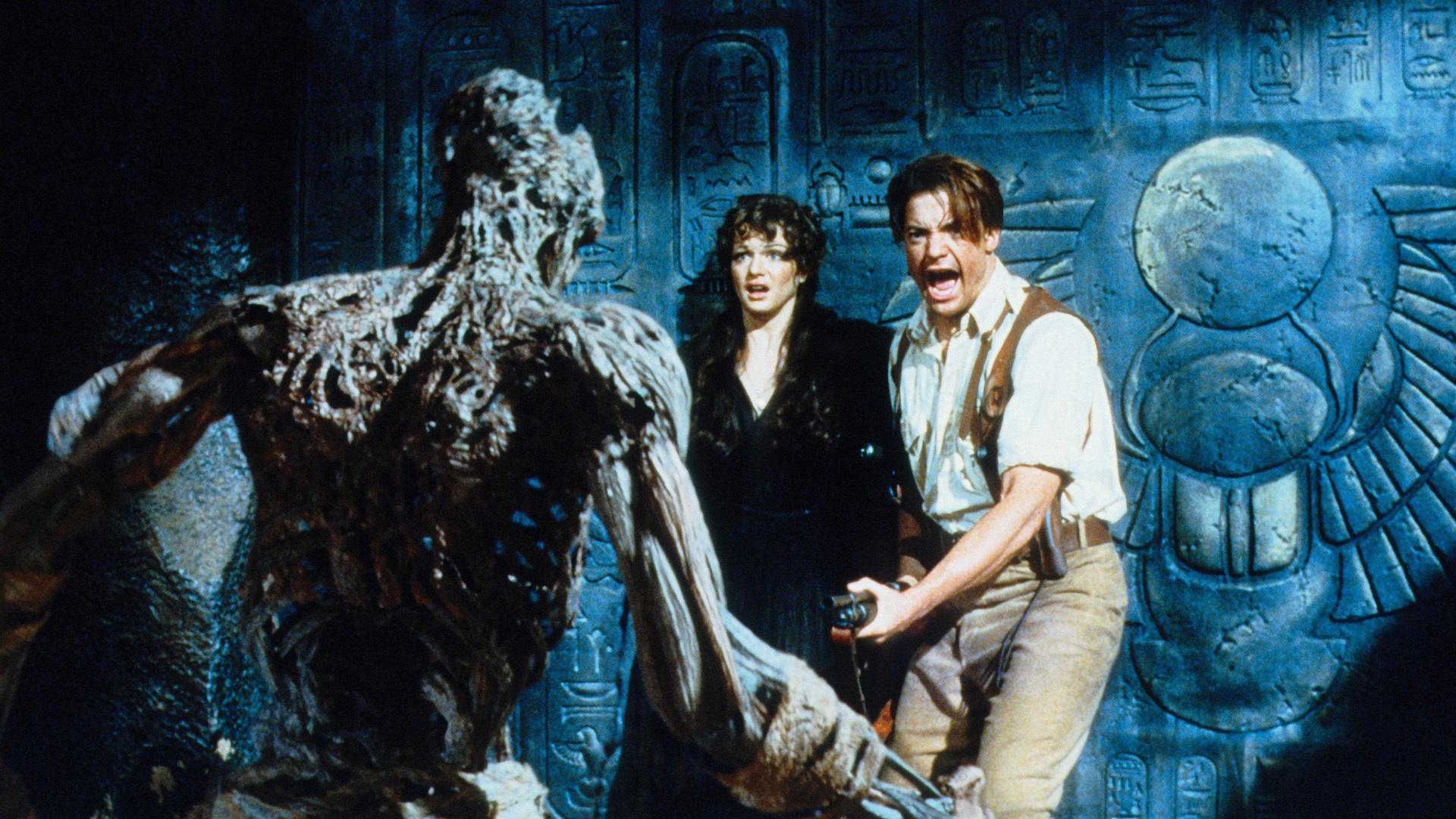 20 Years Of Adventure Horror 1999 S The Mummy