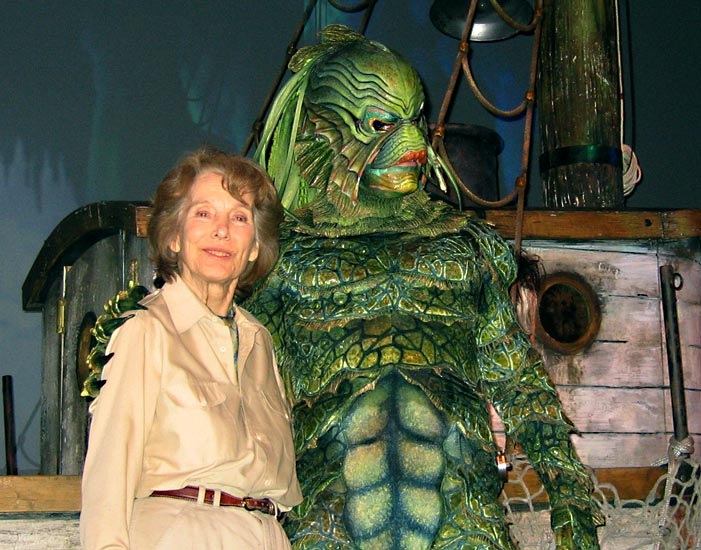 creature from the black lagoon musical