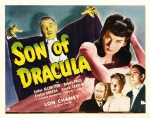 Poster - Son of Dracula_02