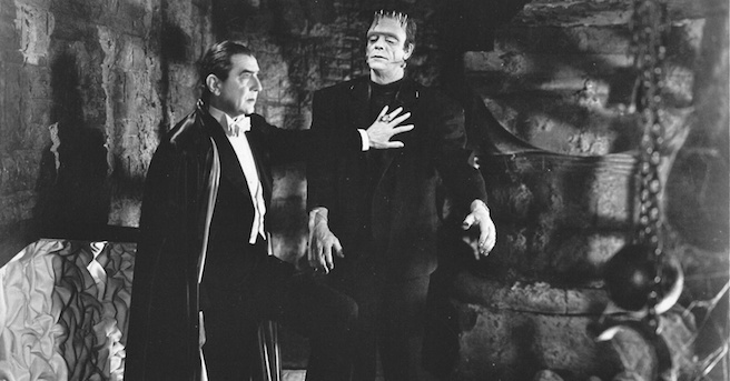 Image result for frankenstein dracula