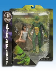 DST Creature From the Black Lagoon Figure