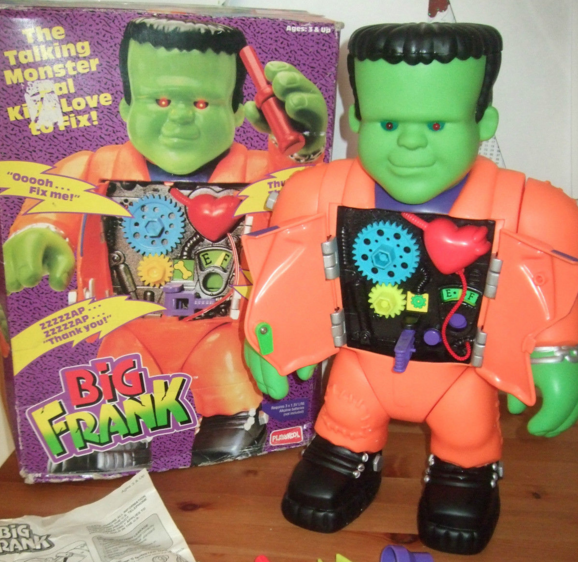 """FIX ME!"" An Alternative Look at PlaySkool's Big Frank Toy!"