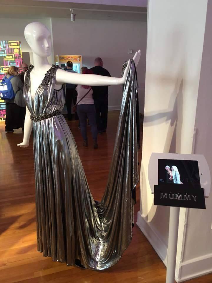 The Mummy Arises As New Merchandise Debuts At B Hi Universal Showcase