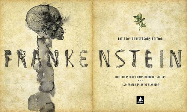 "Mary Shelley's ""Frankenstein"" Reimagined for 200th Anniversary!"
