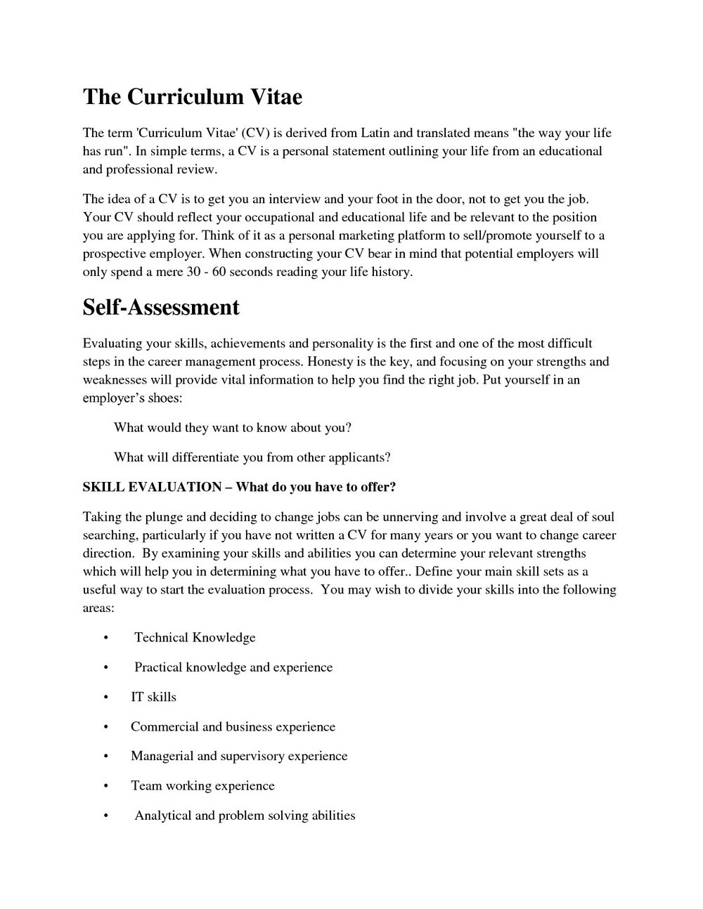 Free Cover Letter Samples For Career Change