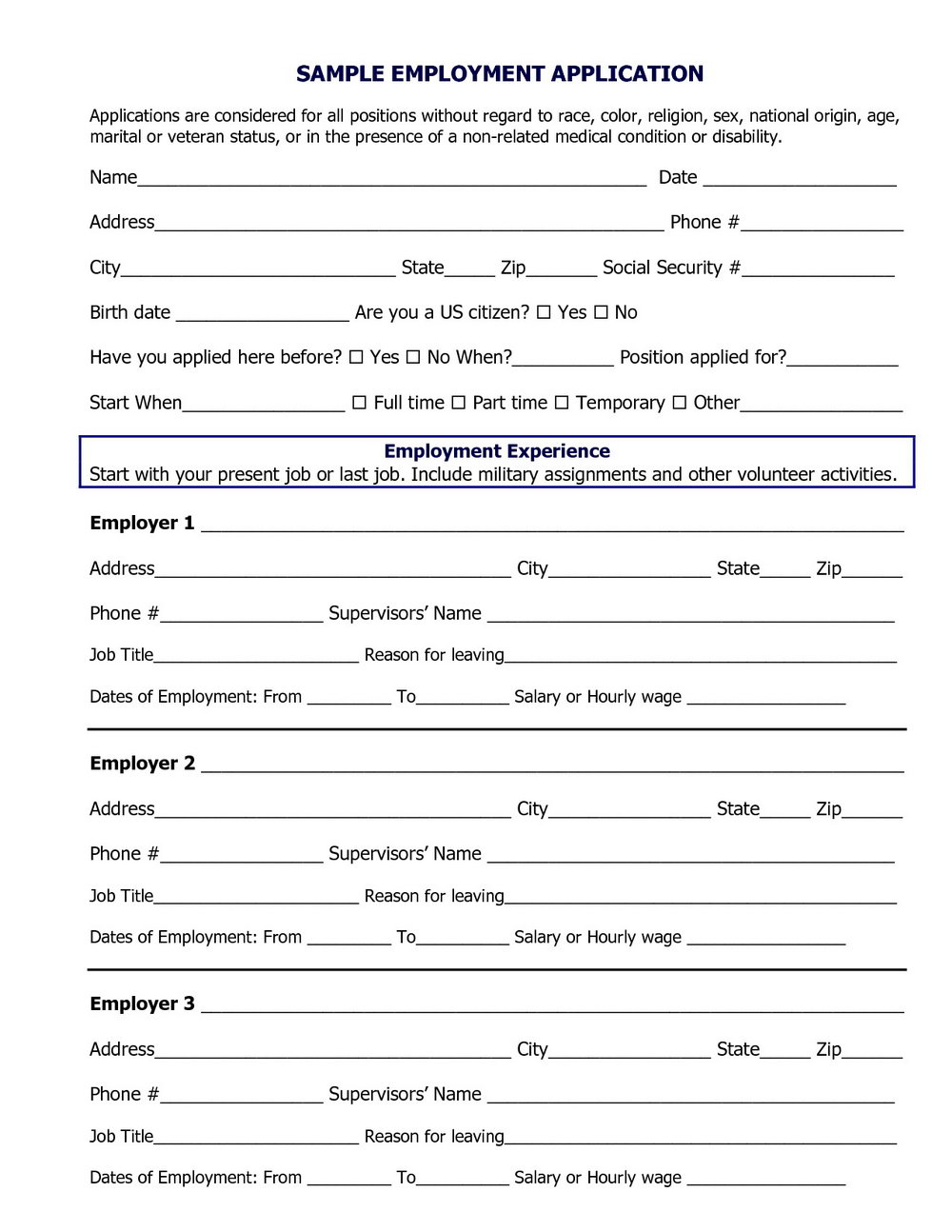 Ymca Daycare Job Application