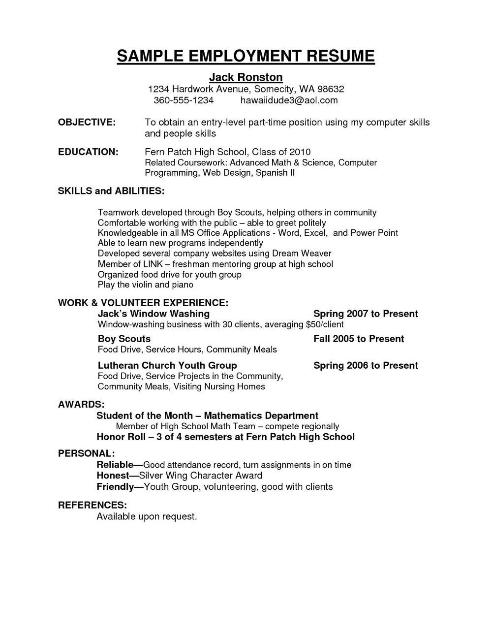 100 Free Resume Maker