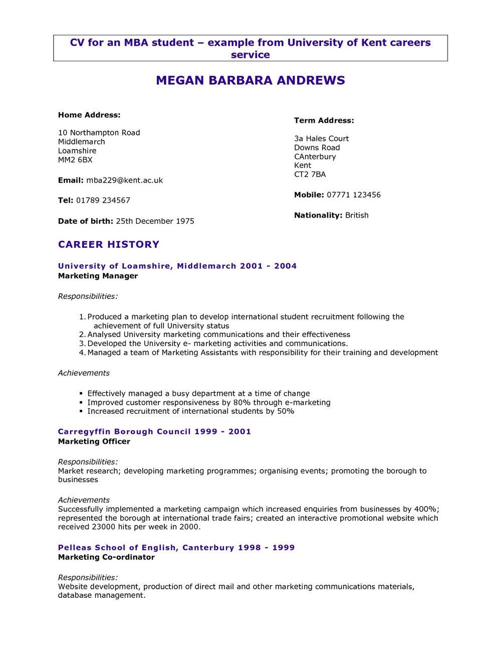 Best Free Resume Maker Software