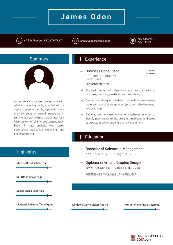 Easy Resume Builder Free Download Resume Maker Create Resume Bui