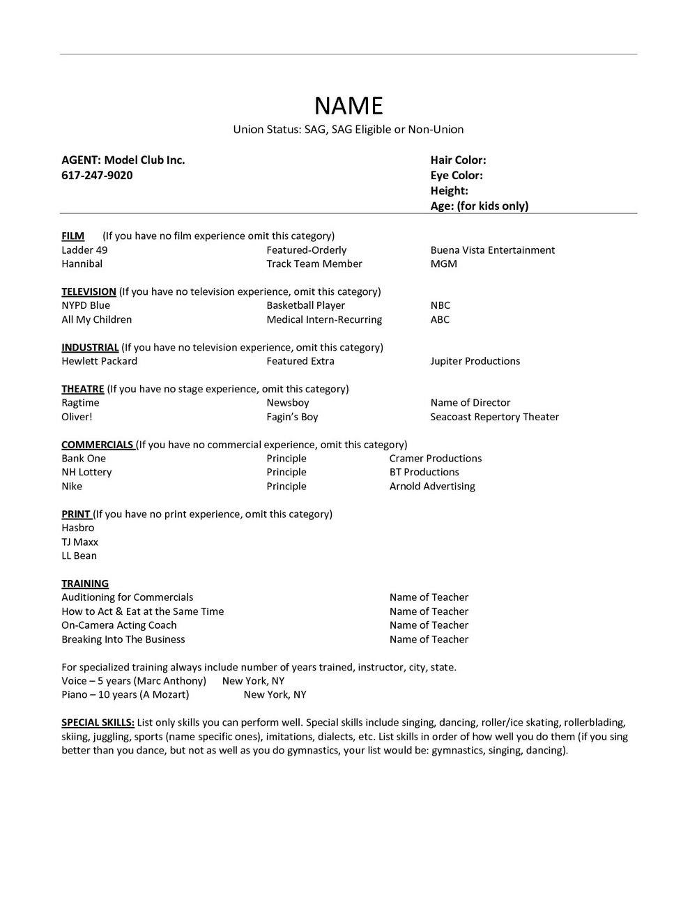 Free No Pay Resume Builder