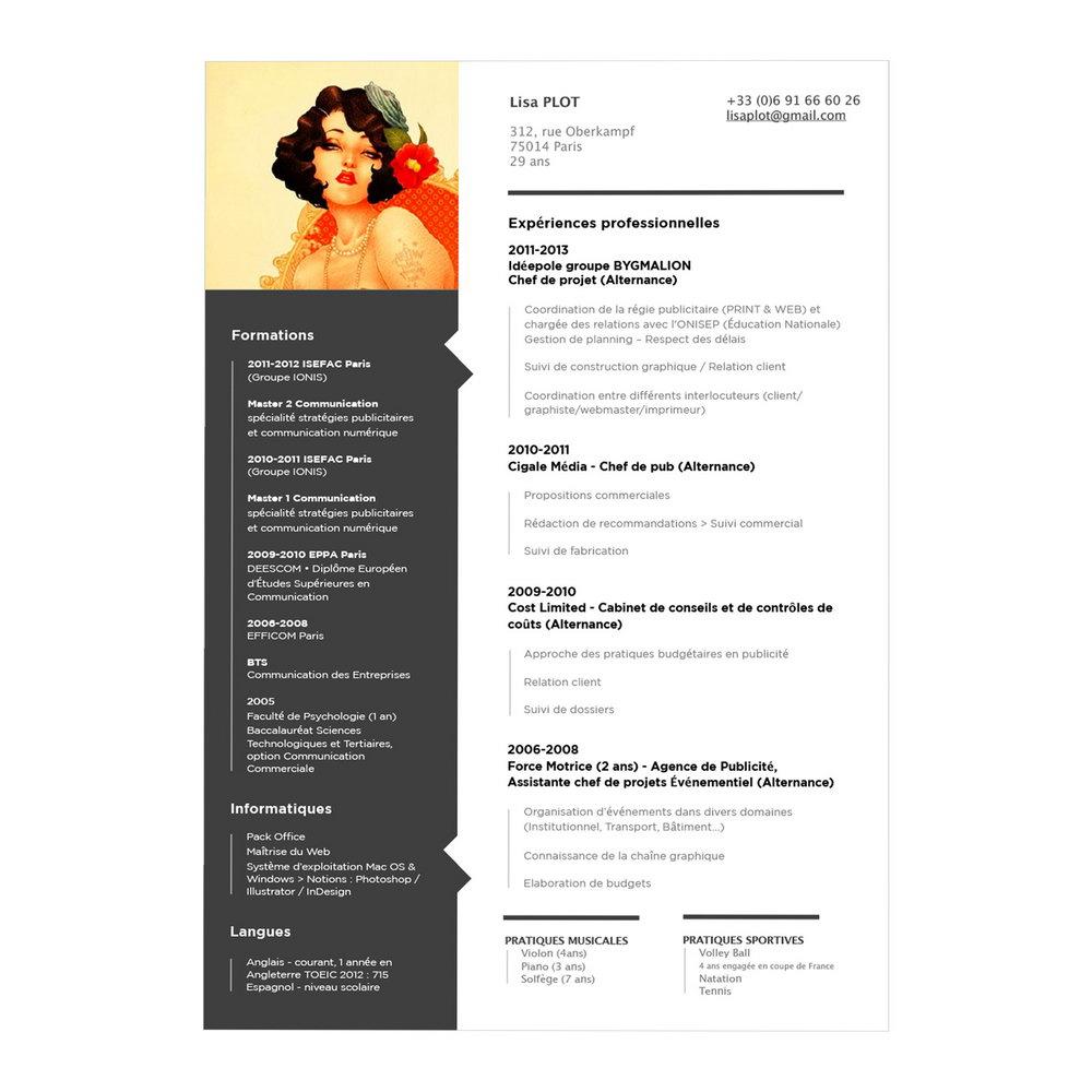 Free Resume Templates Macbook