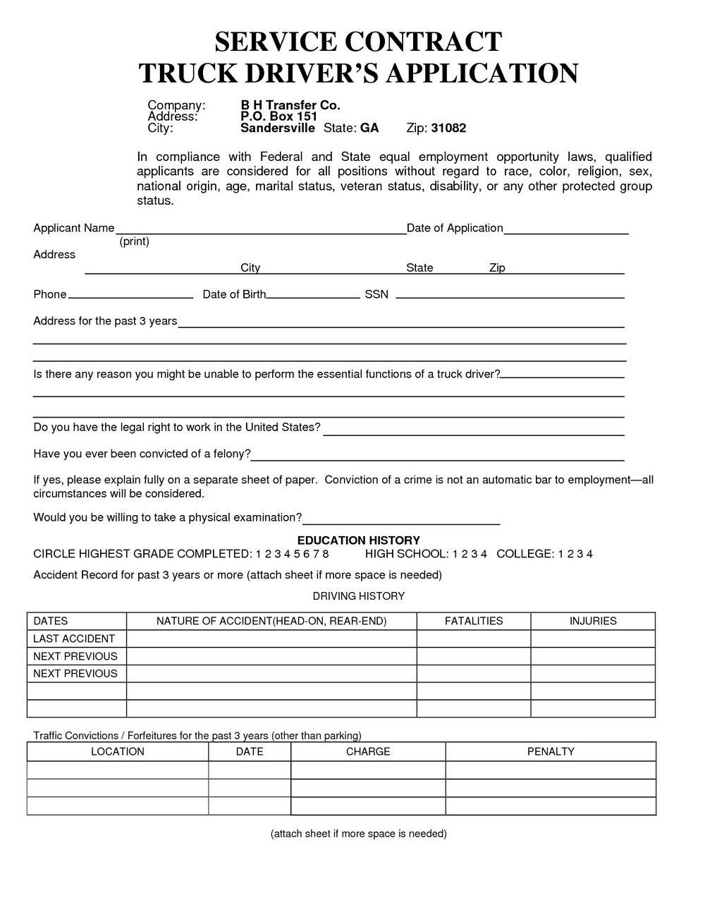 Mta Bus Driver Application