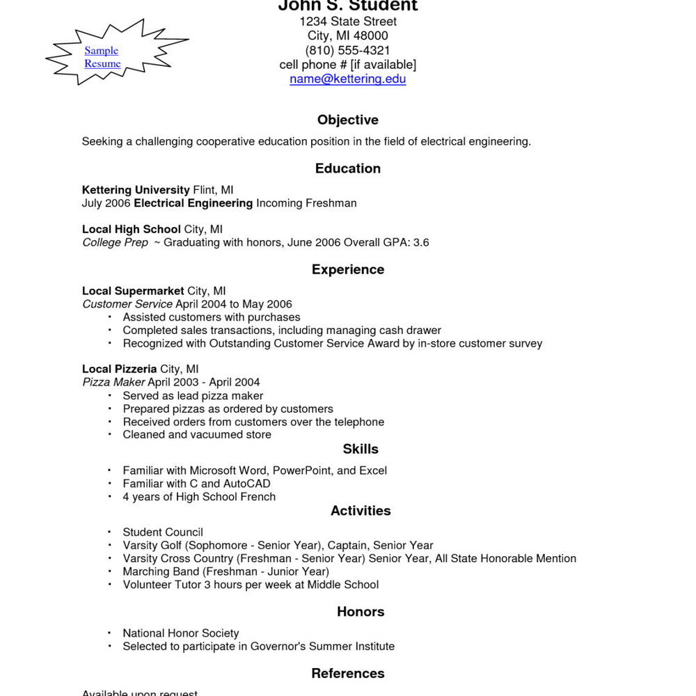 Resume Builder For Macbook Air