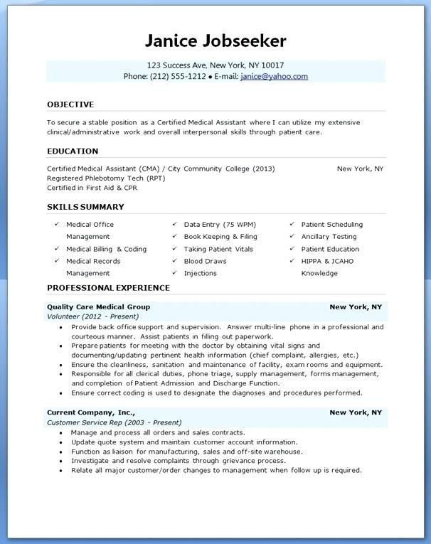 Resume Template Download Mac Free