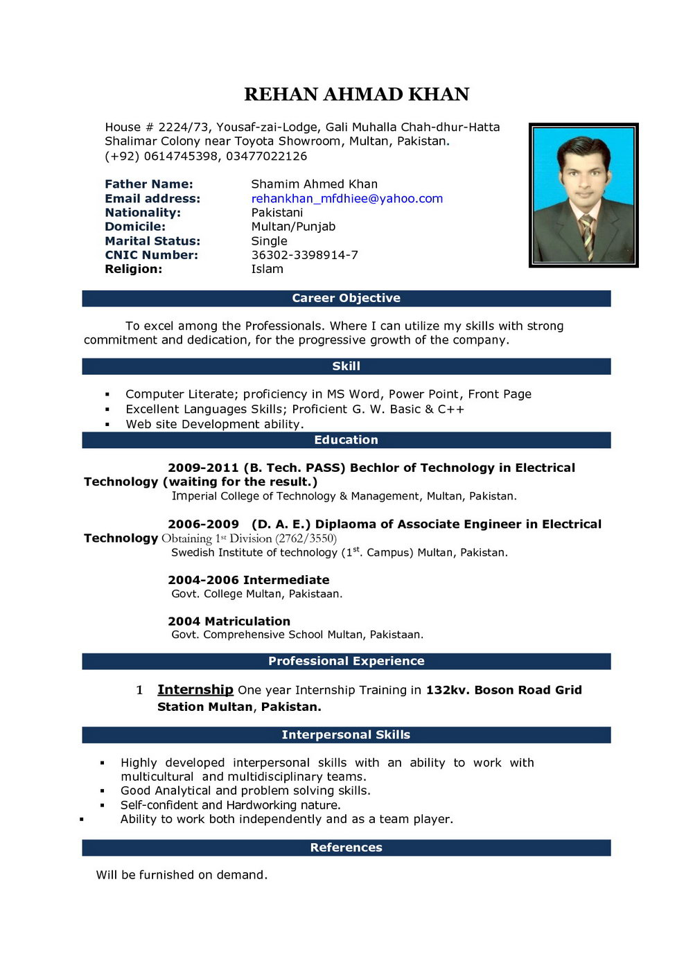 Resume Templates Microsoft Word 2011 Mac