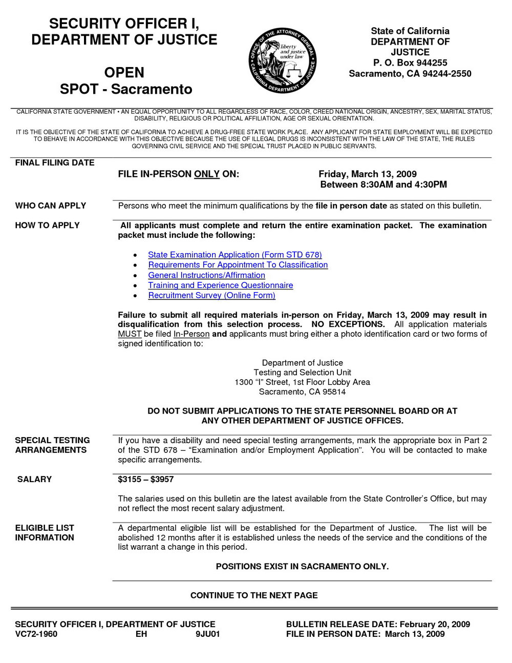 Sample Security Guard Resume Australia