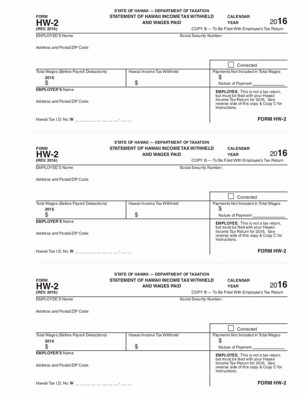 1099 Printable Form 2016