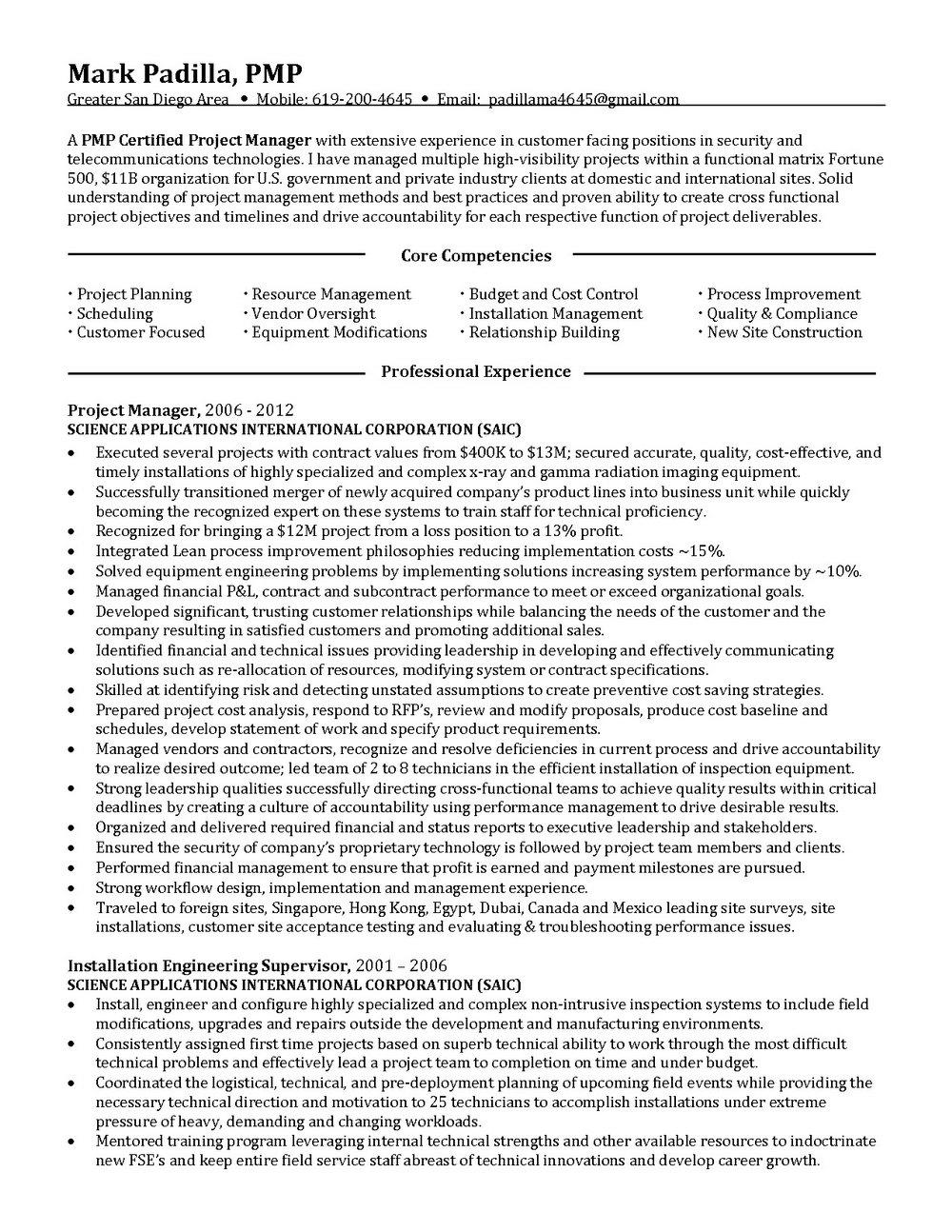 Best Resume Writers San Diego