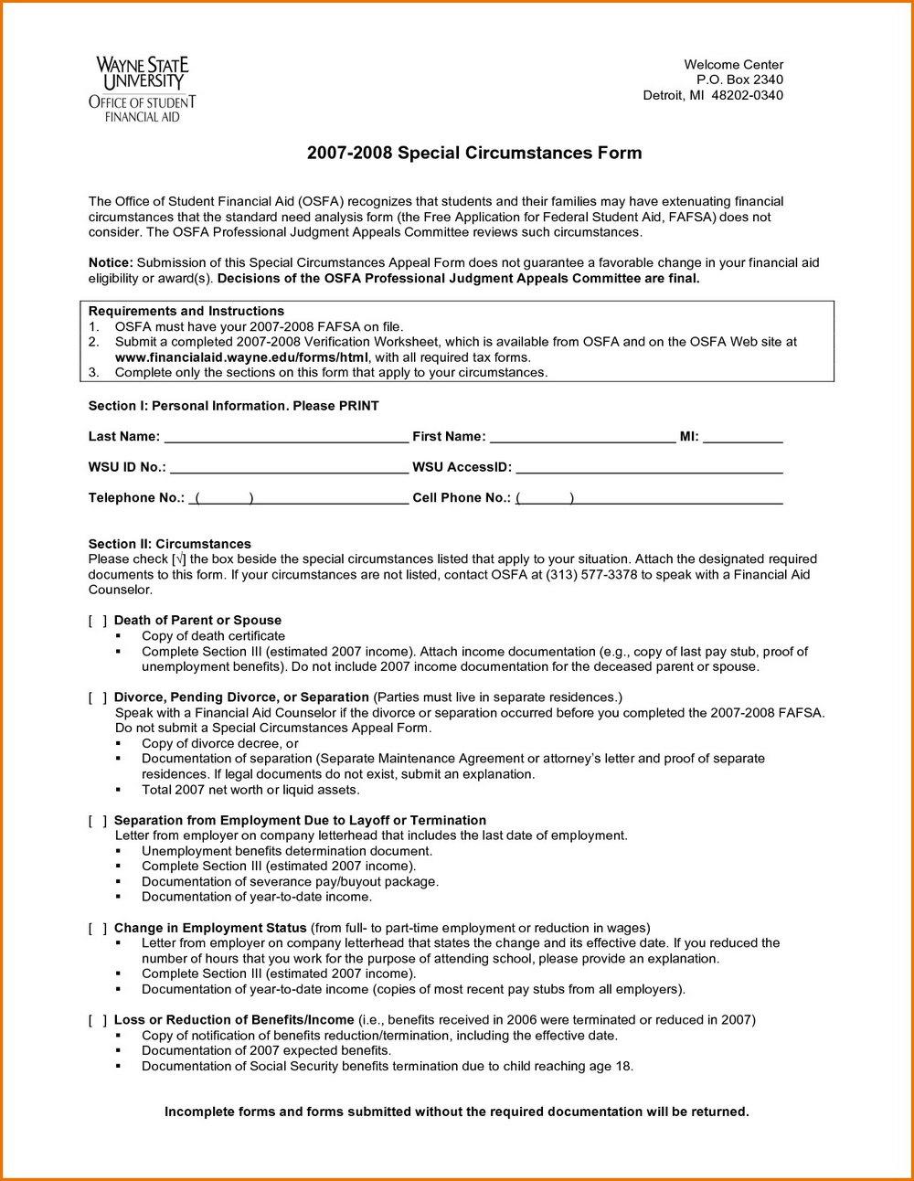 Colorado Divorce Forms 1111