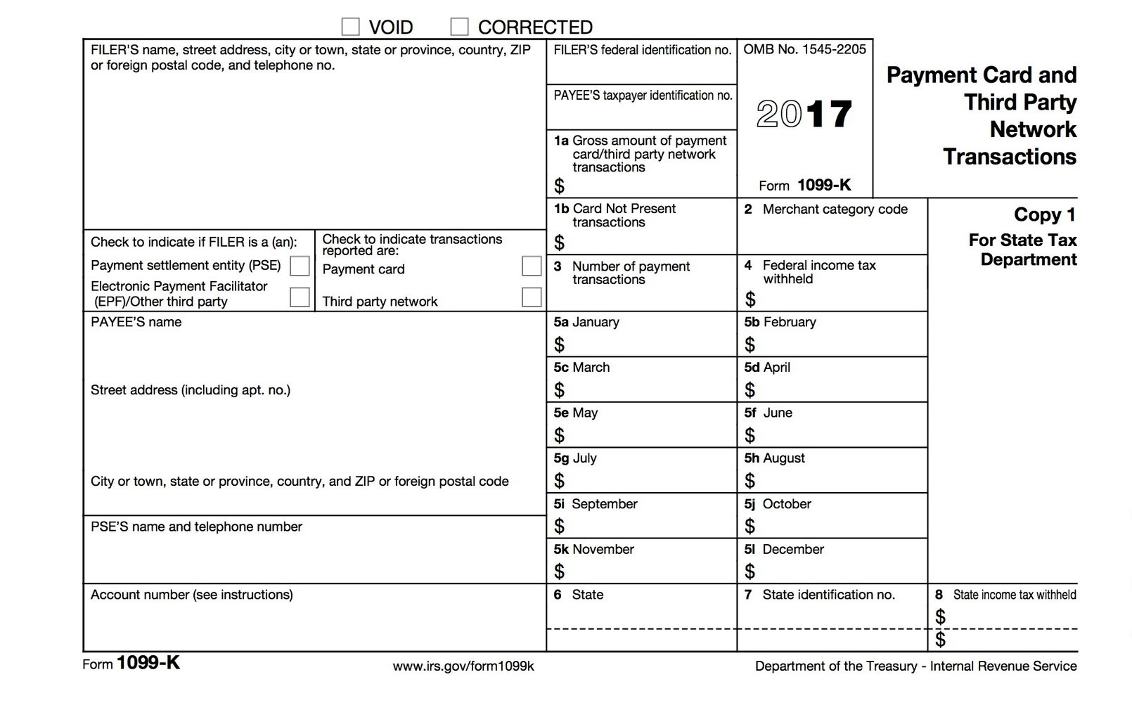 Form 1099 Misc With Nec In Box 7