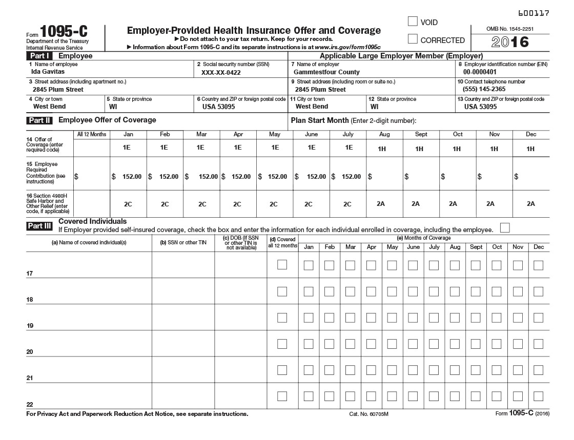 Hcfa 1500 Form Meaning