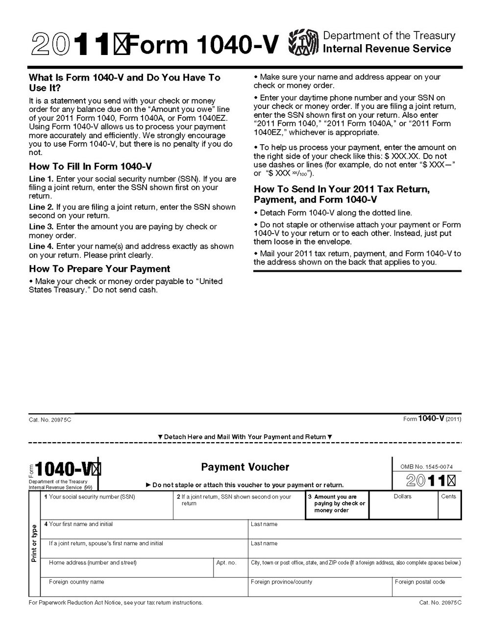 Irs Tax Forms 1040 Extension