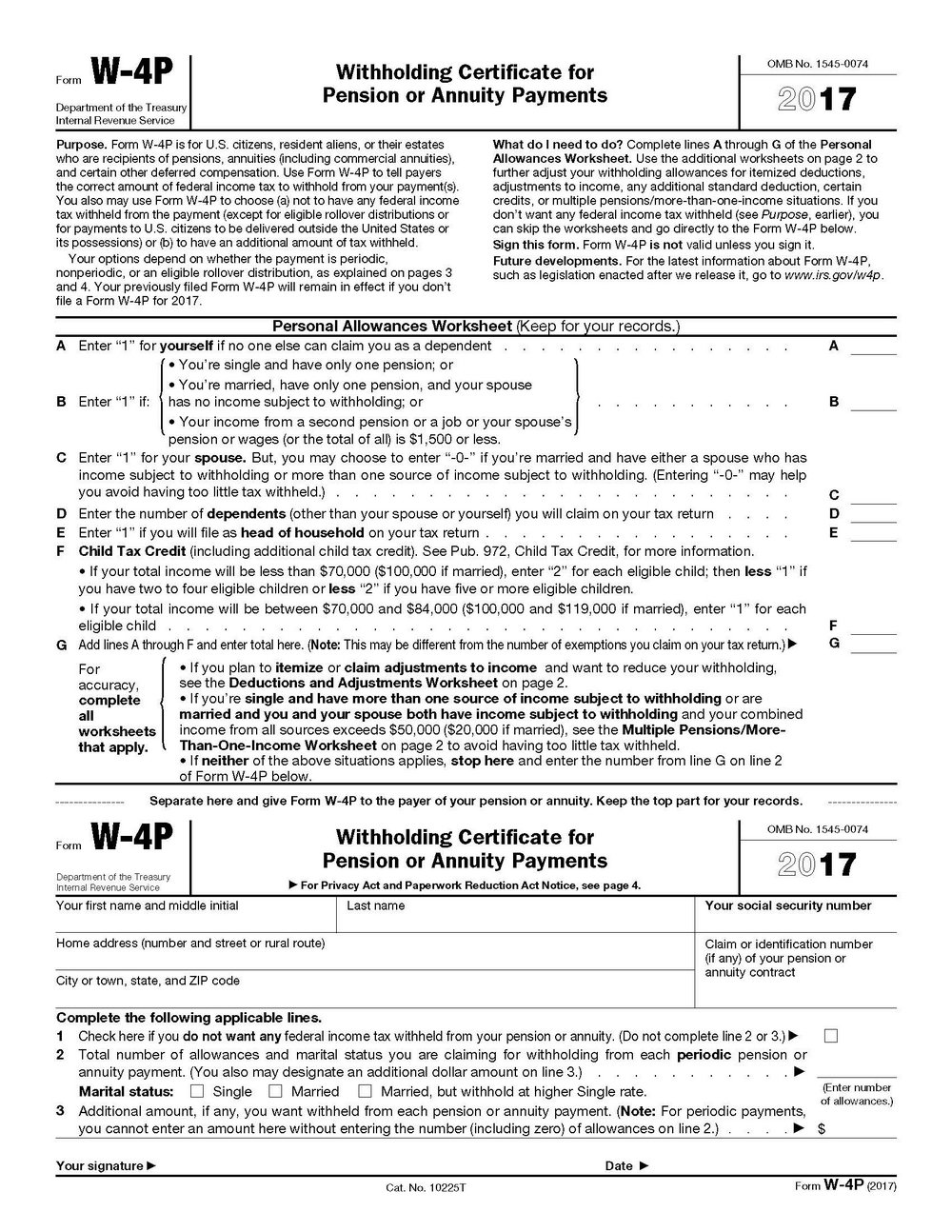 Printable Tax Forms 2017 Canada