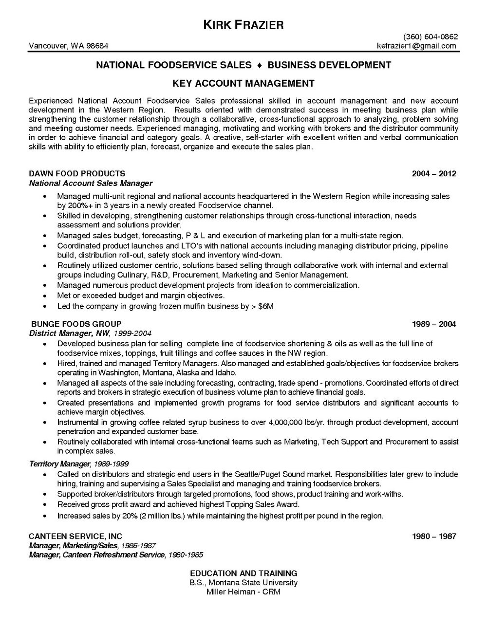 Resume Samples For Accounts Payable Specialist