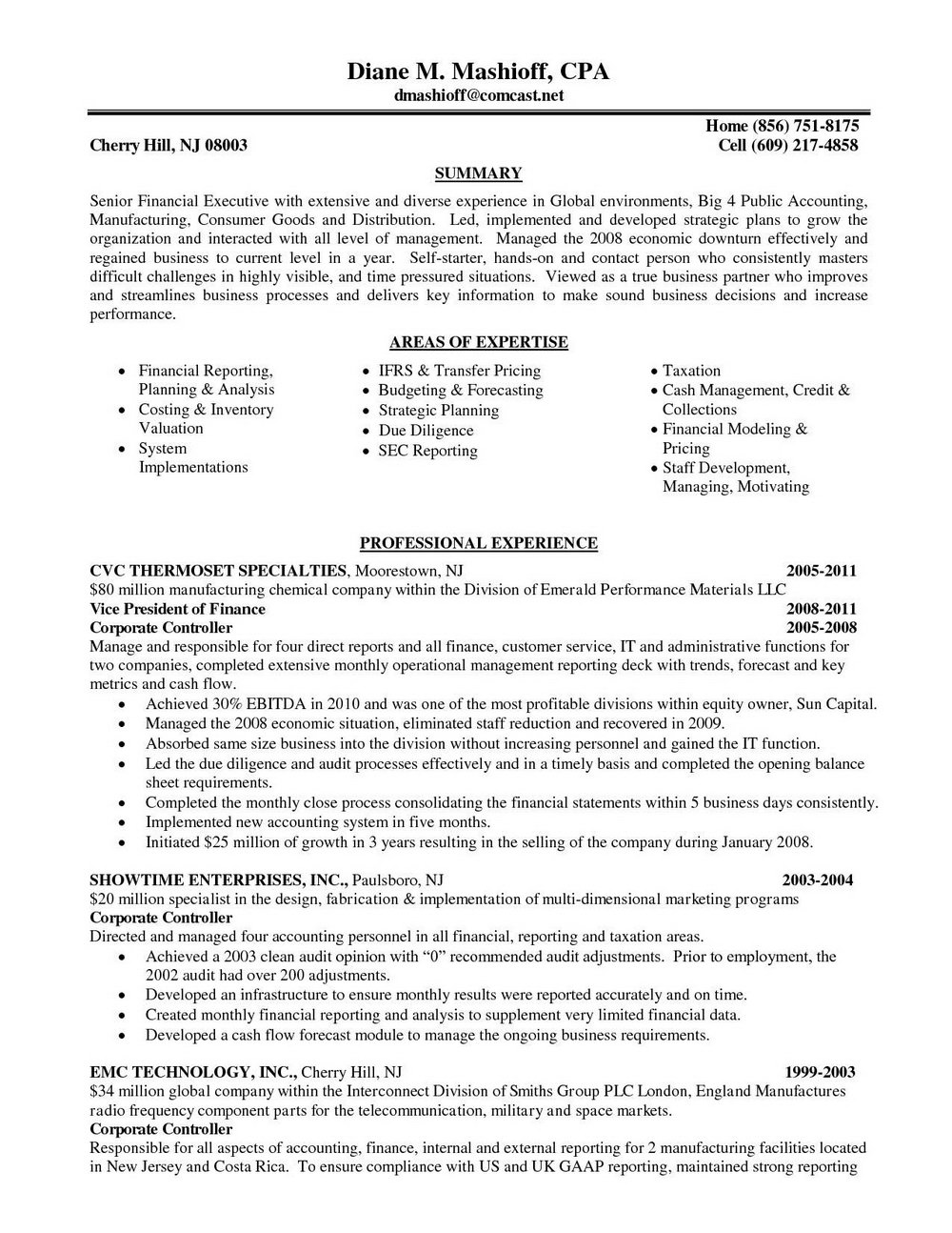 Resume Writing Service San Antonio