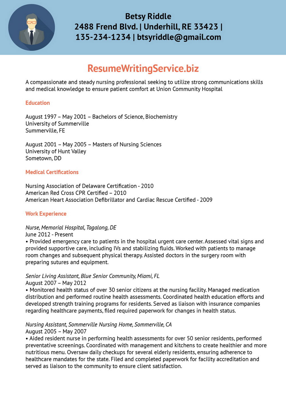 Resume Writing Services Melbourne Cbd
