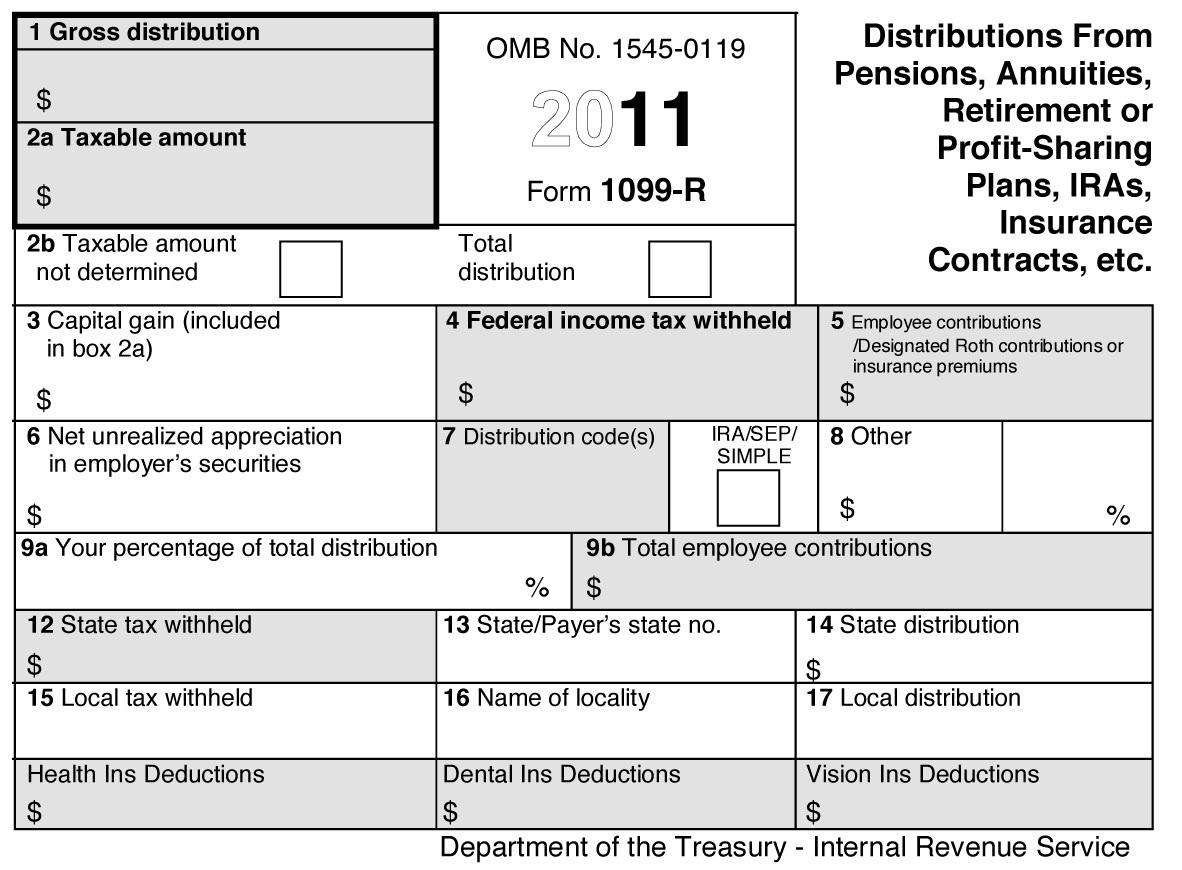 Tax Form 1099 B Instructions
