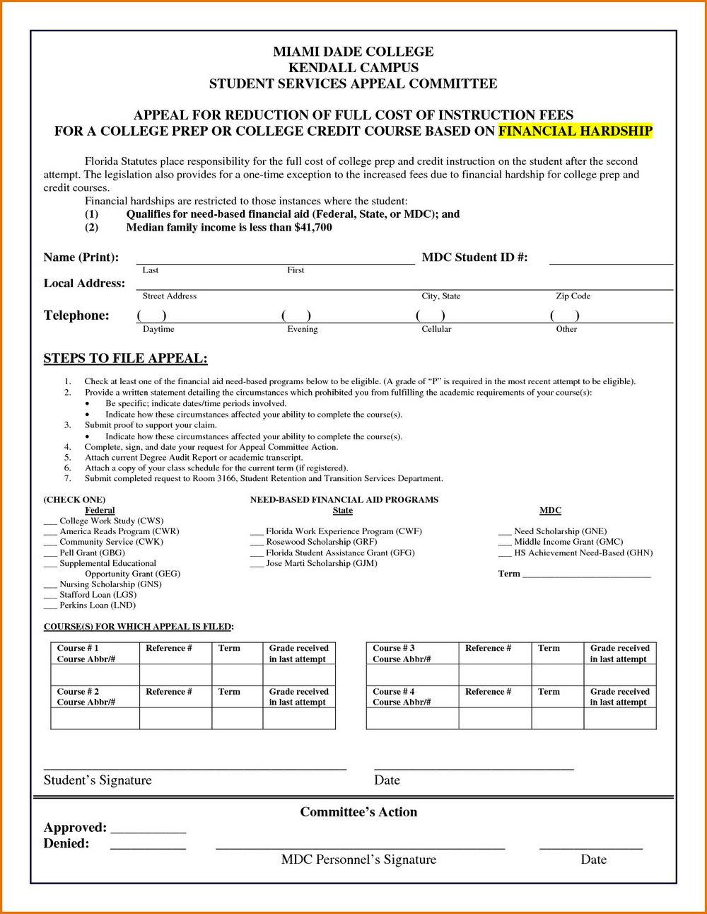 Texas Divorce Forms Printable